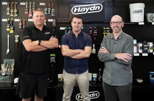 Haydn Brush Company