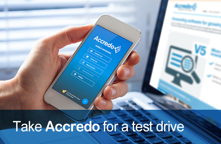 Accredo - Accounting software for growing business